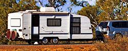 Caravan and Solar