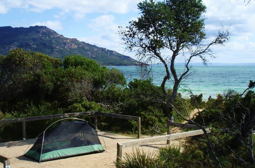 Tasmania Camping Spots - Freycinet National Park